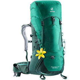 Deuter W's Aircontact Lite 35+10 SL Backpack alpinegreen-forest